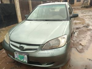 Honda Civic 2004 Green | Cars for sale in Lagos State, Agege