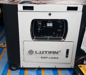10kva Lutian DIESEL Generator 100%Coppa With 2 Years Warra | Electrical Equipment for sale in Lagos State, Lekki