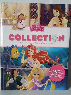 Disney Princess Collections Activity Books   Books & Games for sale in Lagos State, Ikeja