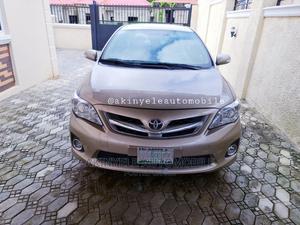 Toyota Corolla 2009 Gold | Cars for sale in Abuja (FCT) State, Garki 2