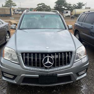 Mercedes-Benz GLK-Class 2010 350 4MATIC Silver   Cars for sale in Lagos State, Apapa