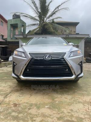 Lexus RX 2019 350 AWD Silver | Cars for sale in Lagos State, Ikeja