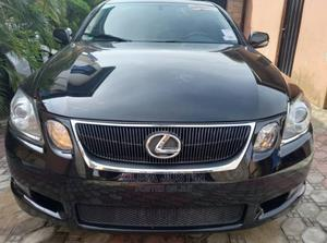 Lexus GS 2008 350 AWD Black   Cars for sale in Lagos State, Amuwo-Odofin