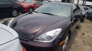 Lexus ES 2006 350 Purple | Cars for sale in Lagos State, Amuwo-Odofin