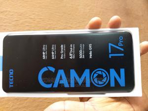 New Tecno Camon 17 Pro 256 GB Black | Mobile Phones for sale in Lagos State, Ikeja