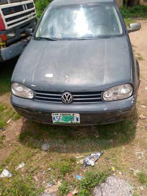 Volkswagen Golf 2004 Black   Cars for sale in Oyo State, Ibadan
