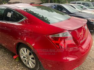 Honda Accord 2008 Coupe 2.4 EX Automatic Red | Cars for sale in Abuja (FCT) State, Gwarinpa