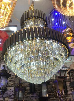 Great  Crystal Dropping Chandeliers Lights (Original) | Home Accessories for sale in Lagos State, Ejigbo