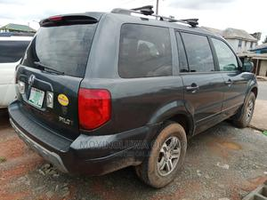 Honda Pilot 2005 EX 4x4 (3.5L 6cyl 5A) Blue | Cars for sale in Lagos State, Alimosho