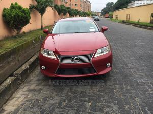 Lexus ES 2013 350 FWD Red | Cars for sale in Lagos State, Agege