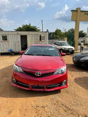 Toyota Camry 2013 Red | Cars for sale in Abuja (FCT) State, Gwarinpa