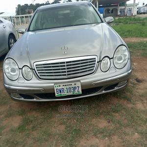 Mercedes-Benz E320 2003 Silver | Cars for sale in Abuja (FCT) State, Gwarinpa