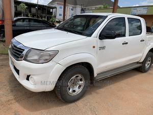 Toyota Hilux 2012 White | Cars for sale in Delta State, Oshimili South