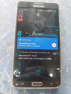 Samsung Galaxy Note 3 32 GB Black   Mobile Phones for sale in Abuja (FCT) State, Nyanya