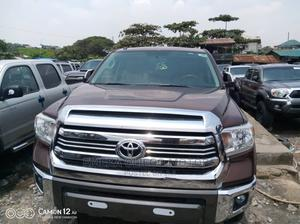 Toyota Tundra 2018 Brown | Cars for sale in Lagos State, Amuwo-Odofin