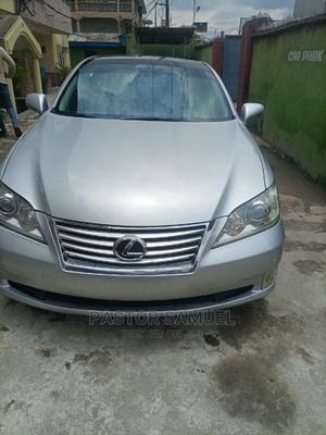Lexus ES 2010 350 Silver | Cars for sale in Lagos State, Isolo