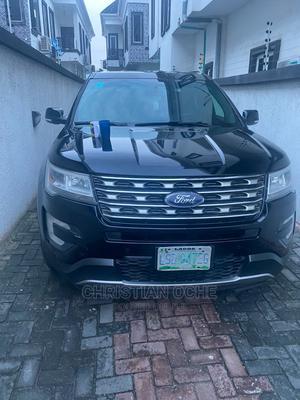 Ford Explorer 2017 Black   Cars for sale in Lagos State, Lekki