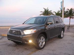Toyota Highlander 2008 Gray | Cars for sale in Lagos State, Isolo