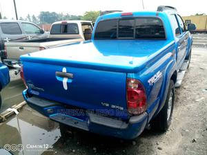 Toyota Tacoma 2008 4x4 Double Cab Blue   Cars for sale in Lagos State, Amuwo-Odofin