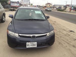 Honda Civic 2007 Black | Cars for sale in Lagos State, Ajah