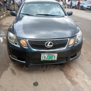 Lexus GS 2007 350 Gray | Cars for sale in Lagos State, Alimosho