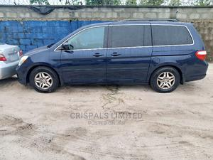 Honda Odyssey 2007 Blue | Cars for sale in Lagos State, Ajah