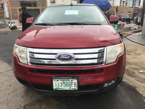 Ford Edge 2008 Red | Cars for sale in Lagos State, Surulere