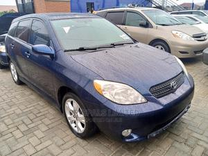 Toyota Matrix 2008 Blue | Cars for sale in Lagos State, Ajah