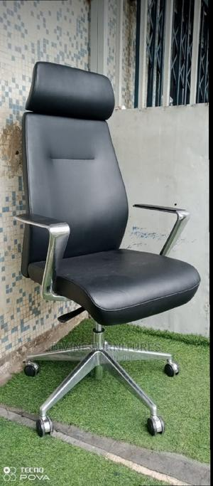 Strong Quality Leather Chairs | Furniture for sale in Abuja (FCT) State, Wuse