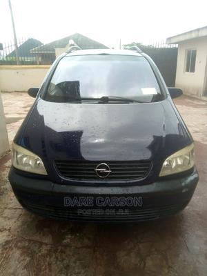 Opel Zafira 2002 Blue | Cars for sale in Ogun State, Ijebu Ode