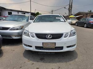 Lexus GS 2008 350 AWD White | Cars for sale in Lagos State, Surulere