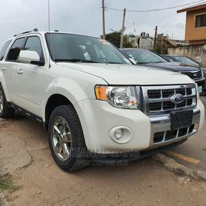 Ford Escape 2011 Limited White | Cars for sale in Lagos State, Ikeja
