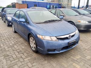 Honda Civic 2010 Blue   Cars for sale in Lagos State, Ajah