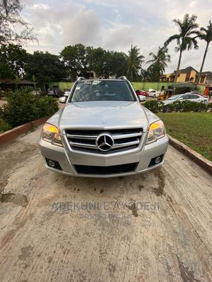Mercedes-Benz GLK-Class 2010 350 4MATIC Silver   Cars for sale in Lagos State, Alimosho