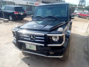 Mercedes-Benz G-Class 2010 Base G 55 AMG 4x4 Black | Cars for sale in Abuja (FCT) State, Apo District