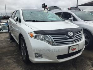 Toyota Venza 2012 V6 AWD White | Cars for sale in Lagos State, Isolo
