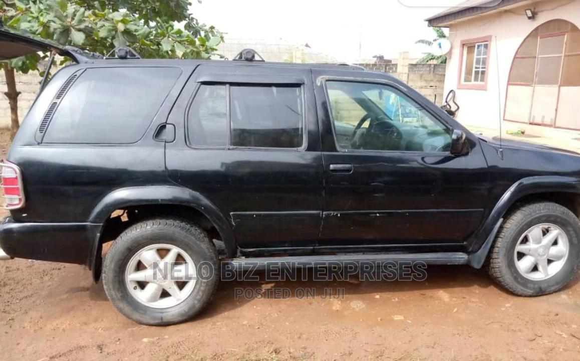 Nissan Pathfinder 2002 Black   Cars for sale in Ojota, Lagos State, Nigeria