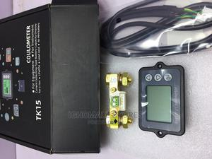 100A Battery Coulometer Display Monitor - SPT2   Measuring & Layout Tools for sale in Lagos State, Alimosho