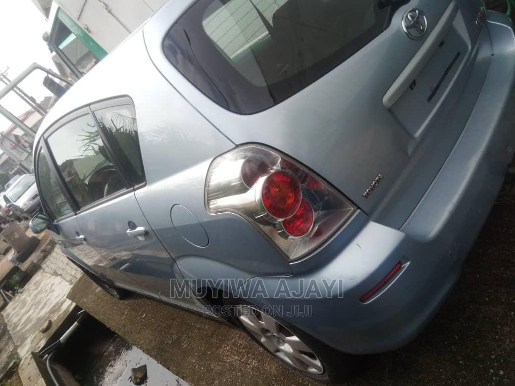Toyota Corolla 2005 Verso 1.6 VVT-i Blue