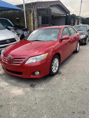 Toyota Camry 2011 Red | Cars for sale in Lagos State, Surulere