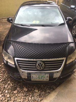Volkswagen Passat 2007 Black | Cars for sale in Lagos State, Alimosho