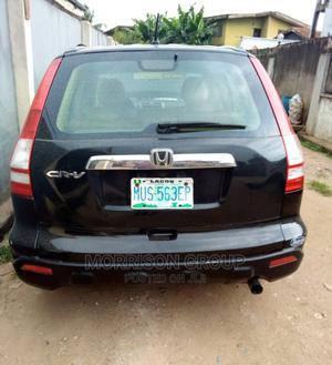 Honda CR-V 2008 Black | Cars for sale in Lagos State, Ipaja