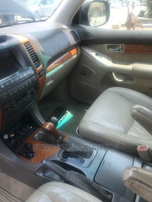 Lexus GX 2005 470 Sport Utility Black | Cars for sale in Abuja (FCT) State, Kubwa