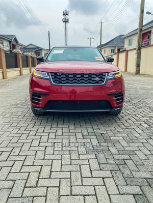 Land Rover Range Rover Velar 2018 P250 SE R-Dynamic 4x4 Red | Cars for sale in Lagos State, Lekki