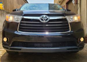 Toyota Highlander 2014 Black | Cars for sale in Lagos State, Alimosho
