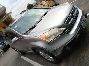 Honda CR-V 2008 2.4 EX Automatic Silver | Cars for sale in Abuja (FCT) State, Wuye