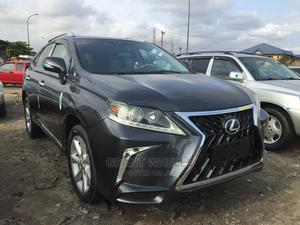 Lexus RX 2013 350 F SPORT AWD Gray | Cars for sale in Lagos State, Isolo