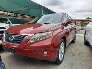 Lexus RX 2010 350 Red   Cars for sale in Lagos State, Amuwo-Odofin