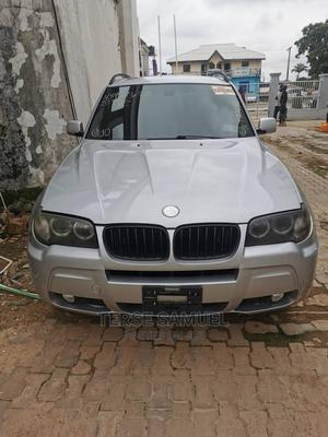 BMW X3 2008 3.0i Silver   Cars for sale in Abuja (FCT) State, Jahi