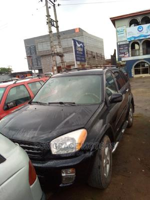 Toyota RAV4 2003 Automatic Black | Cars for sale in Lagos State, Maryland